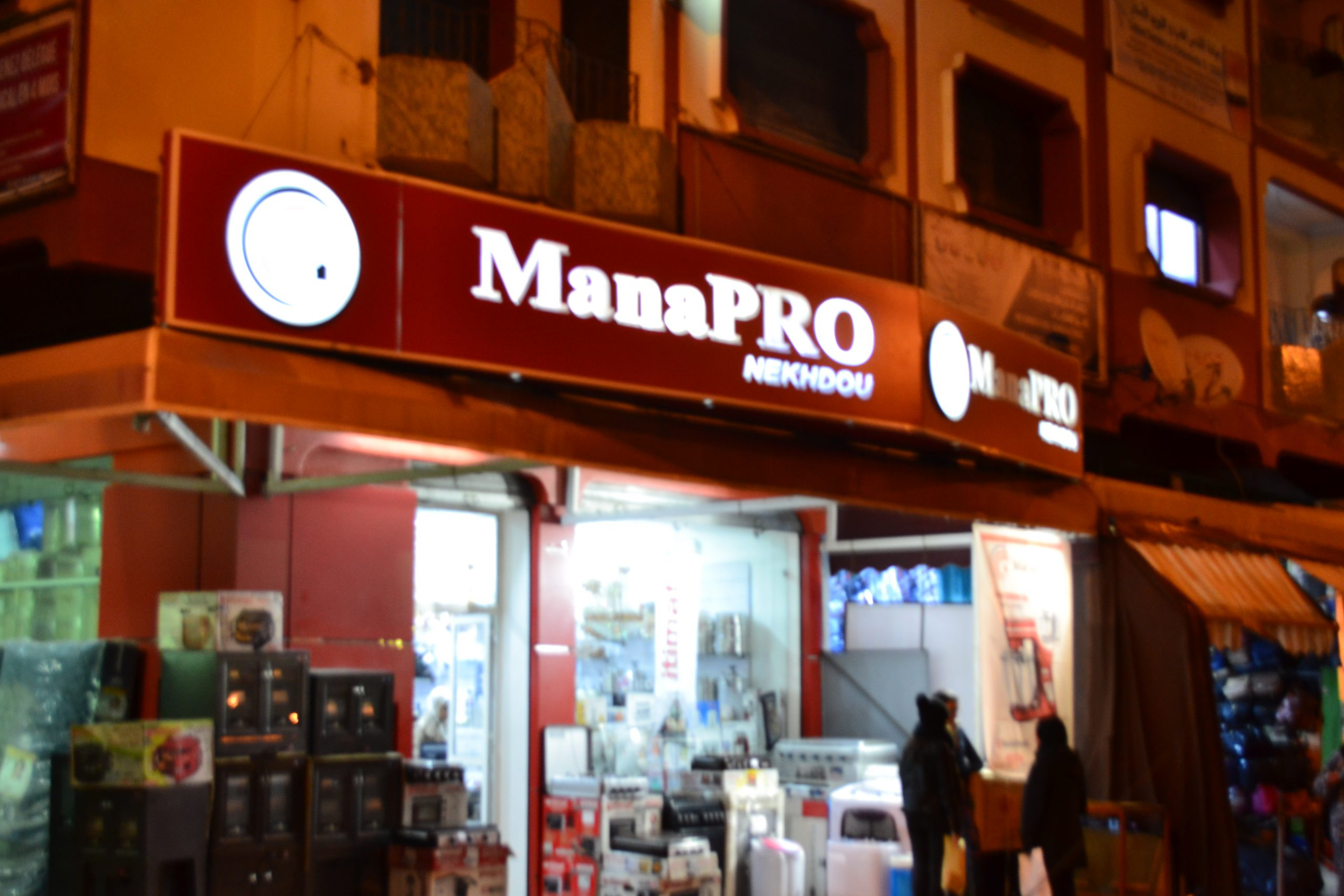 Manapro Electroménager